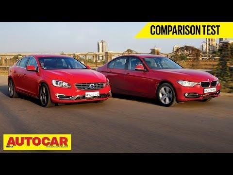 2014 Volvo S60 Vs BMW 320D | Comparison Test