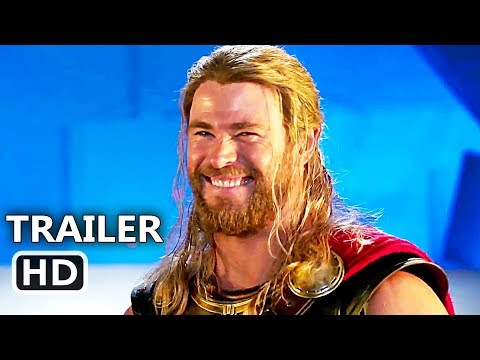 connectYoutube - THOR 3 RAGNAROK Funny Bloopers (2017) Superhero Movie HD