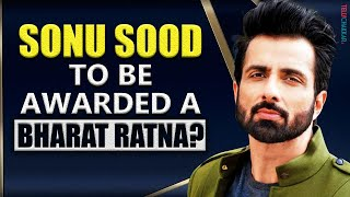 Sonu Sood's fans DEMAND a Bharat Ratna award for the actor | Checkout details inside | TellyChakkar - TELLYCHAKKAR