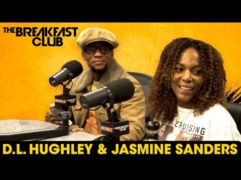 connectYoutube - D.L. Hughley Talks Side Babies, Oprah, Bill Cosby, His Relationship With Steve Harvey + More