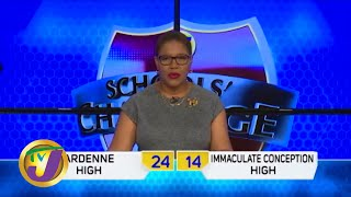 Ardenne High vs Immaculate Conception High: TVJ SCQ 2020 - March 10 2020