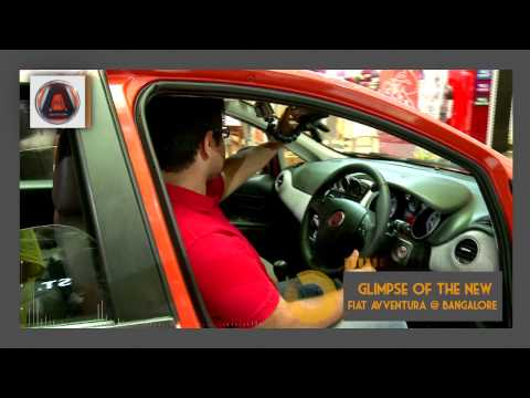 FIAT Avventura- Glimpses from Banglore