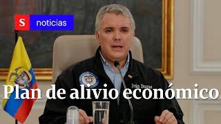 En cuarentena, Duque habla de alivios económicos | Semana Noticias