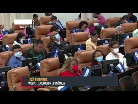 Asamblea aprueba préstamo del BCIE para contrarrestar la pandemia en Nicaragua
