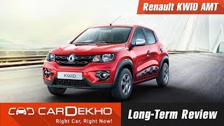 Renault KWID AMT | 5000km Long-Term Review
