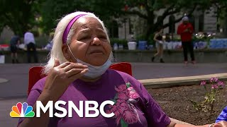 Reverend Who Marched With MLK In 1962 Reflects On Protests | The Last Word | MSNBC
