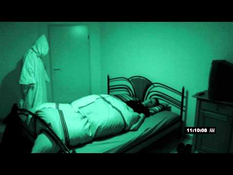 "Video: ""Paranormal Activity 3"" - Neišsigąskit, tai tik parodija"