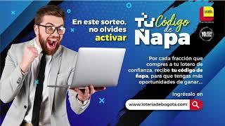 ???? Sorteo 2577 del 25 de febrero de 2021 – Lotería de Bogotá