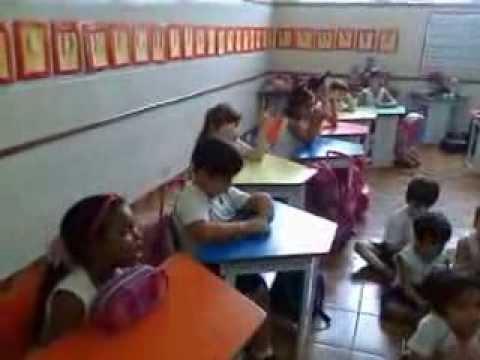 Infantil II Profª Bernadete parte 3