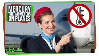 Why Can't You Bring Mercury Thermometers on Planes?