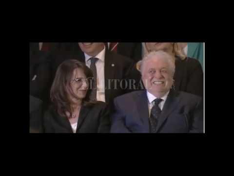 MAR�A EUGENIA BIELSA Y AGUST�N ROSSI FUERON CONFIRMADOS COMO MINISTROS NACIONALES