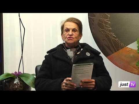 Neninha do volei - Maria Paiva Entrevista - JustTV - 06/08/13