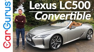 Обзор кабриолета Lexus LC 500: почему при тестировании кабриолет