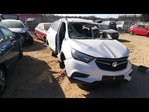 Opel Mokka 2015 m dalys