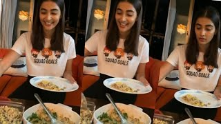 Actress Pooja Hedge Latest Cooking Video   Latest Tollywood news   TFPC - TFPC