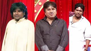 Jabardasth Rocket Raghava,Jigel Jeevan & Phani Performance - Vantalodu Hilarious  Comedy Skit - MALLEMALATV