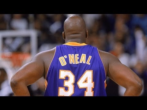 Video: Shaquille O'Neal - The Legacy