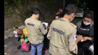 Centroamericanos buscan refugio en Guatemala