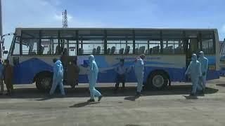 02 Jun - Over 600 Indian citizens stuck in Sri Lanka due to coronavirus restrictions return home - ANIINDIAFILE