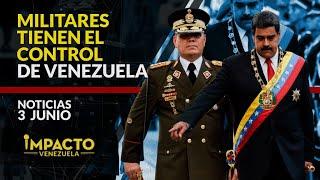 Militares controlan hasta la distribución de gasolina | ???? NOTICIAS VENEZUELA HOY junio 3 2020