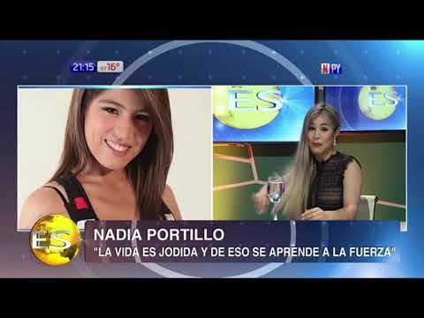 Nadia Portillo, la Cachorra, en El Salón / 9 - 9