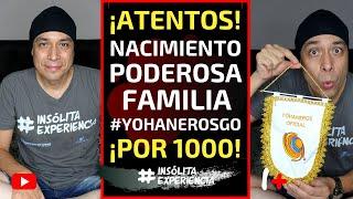 BA?STELES SABER I Así nació el concepto de YOHANEROS. La PODEROSA FAMILIA de #YohanerosGO. ¡Vamos!