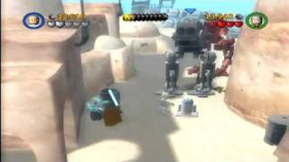 Lego Star Wars 2 The Original Trilogy Playthrough Part 3