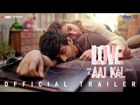 Love Aaj Kal - Official Trailer | Kartik, Sara, Randeep, Arushi | Imtiaz Ali | Dinesh Vijan | 14 Feb