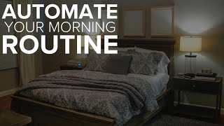 How to automate your morning routine