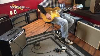 Eastman SB56/N-GD Electric Guitar #12751020 Quick 'n' Dirty