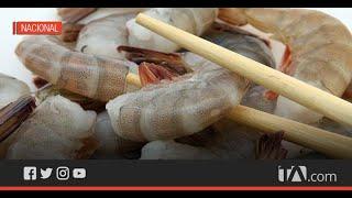 China suspende la importación de camarón de tres empresas de Ecuador