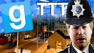 GMod TTT - Counstable Smithy (Garry's Mod Trouble In Terrorist Town)
