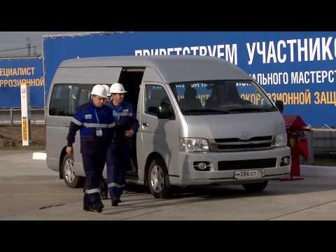 Лучший специалист противокоррозионной защиты ПАО «Газпром»