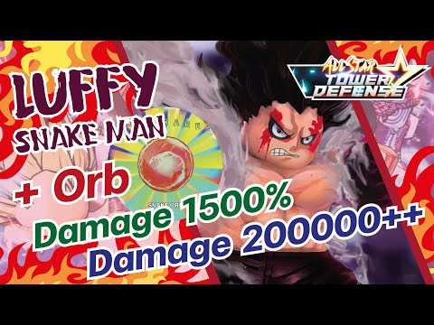 All-Star-Tower-Defense---Luffy
