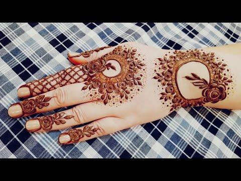 Gulf Henna Design 6 Tomclip