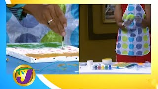 TVJ Smile Jamaica: Fun Stop Candid Convo & Canvas - May 13 2020