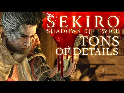 Sekiro: Shadows Die Twice - Everything You NEED To Know