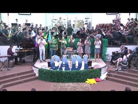 Orquestra Sinfônica Celebração - Se o meu povo orar - 13 10 2019