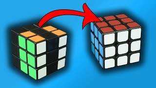 Here are 10 Methods How to Solve a Rubik's Cube