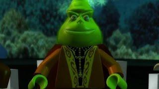 LEGO Star Wars: The Complete Saga Walkthrough Part 1 - The Phantom Menace (Episode I)