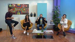 Invitados: Isilio Moreno y María Cecilia Arias, producción en Panamá de Escuadrón Suicida
