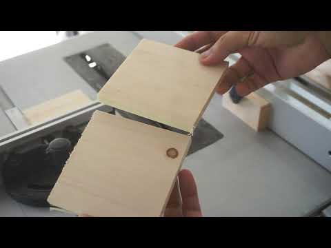 วิธีตัดไม้ให้ปลอดภัย-โต๊ะเลื่อ