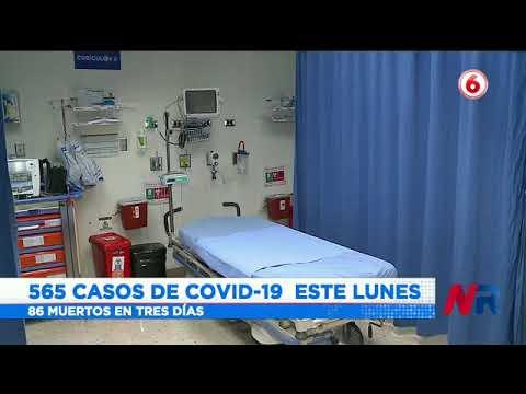 Se registran 2574 casos de Covid-19 y 86 fallecidos en los últimos 3 días