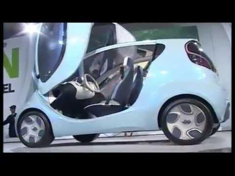 TATA Pixel  In India Auto Expo 2012