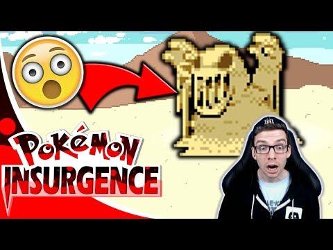 INSANE DELTA POKEMON FIND! Pokemon Insurgence Let's Play Episode 7
