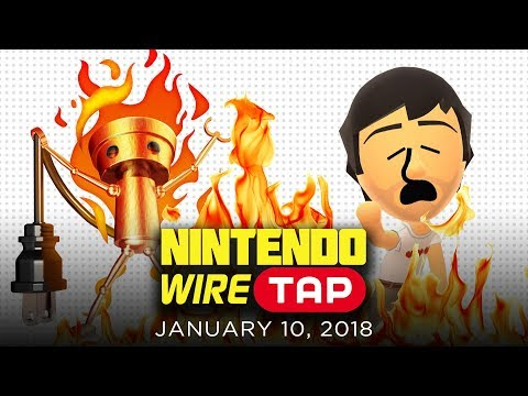 connectYoutube - Nintendo Direct Trolling | Nintendo Wiretap | January 10th, 2018