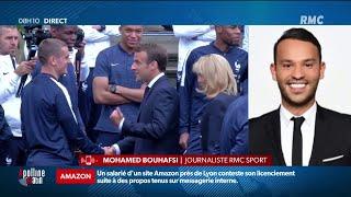 Sur RMC, quelles sont les questions que posera Mohamed Bouafsi à Emmanuel Macron