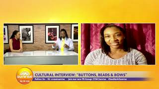 'Buttons Beads and Bows by Geenie': Hand Made With Love | Sunrise | CVMTV