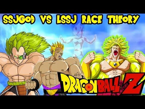 Dragon Ball Z  How Super Saiyan God Should Have Looked