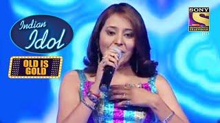 'Jiya Jale' पर यह Rendition है Pleasing To Ears | Indian Idol | Old Is Gold - SETINDIA